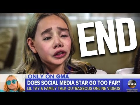 LIL TAY IS OVER
