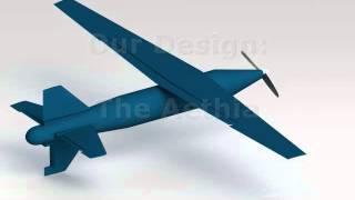 Aethia Dual Mode Submersible Aircraft