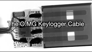 Introducing the O.MG Keylogger Cable