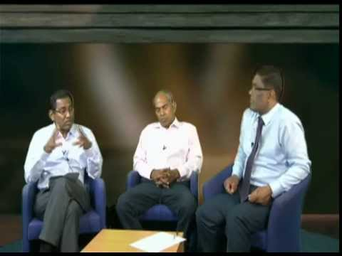 GTV Interview with Assist RR Trustees Dr V Sarveswaran & Dr R Jeyapooranabala