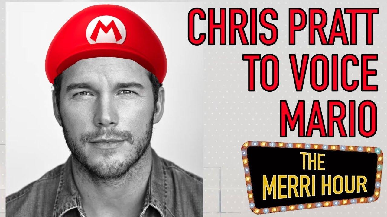 Chris Pratt weighs in on Super Mario movie casting: 'We've been ...
