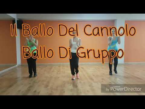 Il Ballo del cannolo - Ballo di Gruppo
