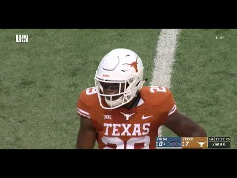 2018 - Game 2 - Texas vs. Tulsa