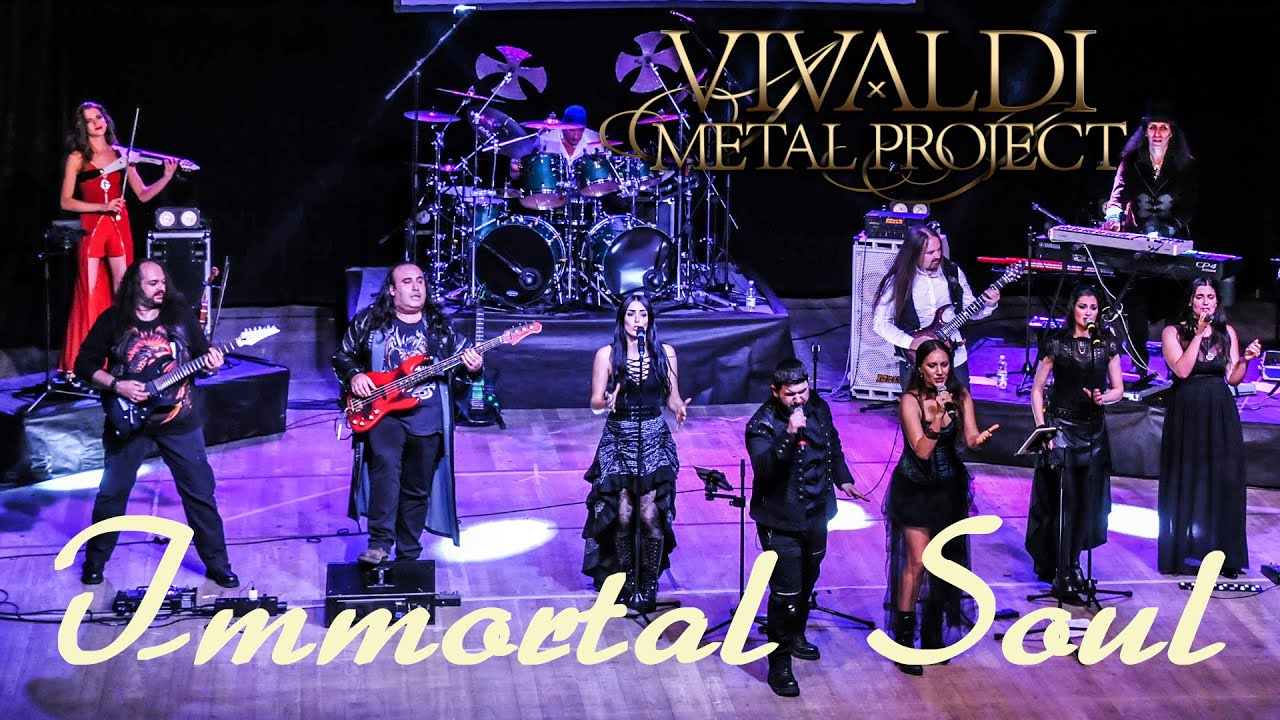 IMMORTAL SOUL - Live in Avezzano 2018 [Official Video]
