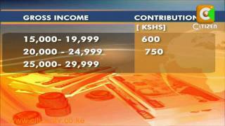 New NHIF Rates