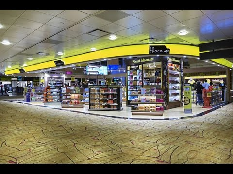LS Travel Retail - So Chocolate, by Retail Access