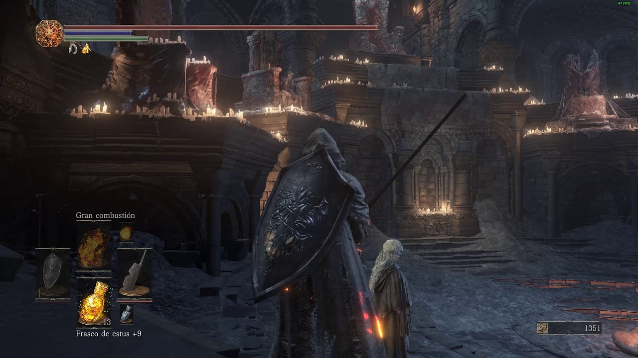 Dark Souls 3 Guia Castillo De Lothric Boss Y Llave Sala