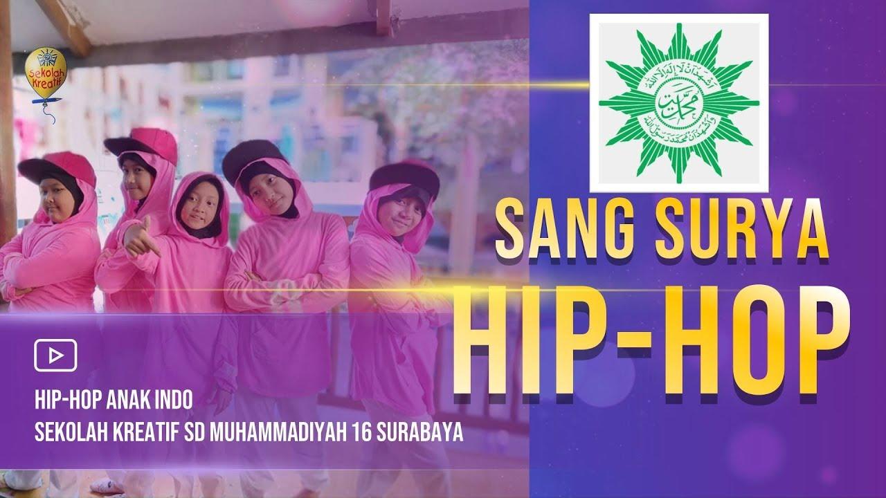 Sang Surya Versi Hip Hop