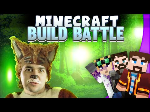 Minecraft - Build Battle - Yogscast Fox