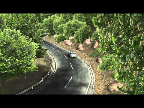 rFactor - touge like track's to enjoy the classic rally cars