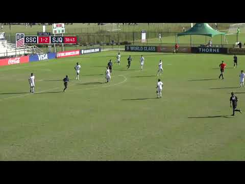 Allstate DA Winter Cup: U--16/17 Solar Soccer Club Vs. San Jose Earthquakes
