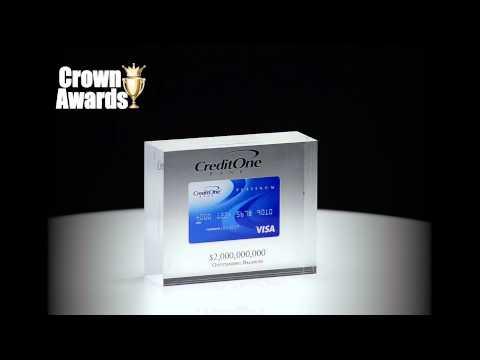 Custom Crystal & Acrylic Awards