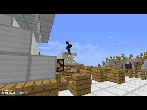 Minecraft Ferries Spirit of Crafter's Bay