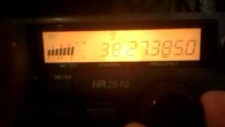 Gambar cover cb radio dx opening in all channels HR 2510  JANUARY 31 2010