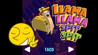Llama Spit Spit Taco Llama thumbnail