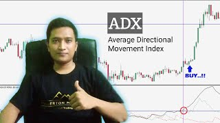 Download Lagu ADX Forex Trading Strategy - Average Directional Movement Index mp3
