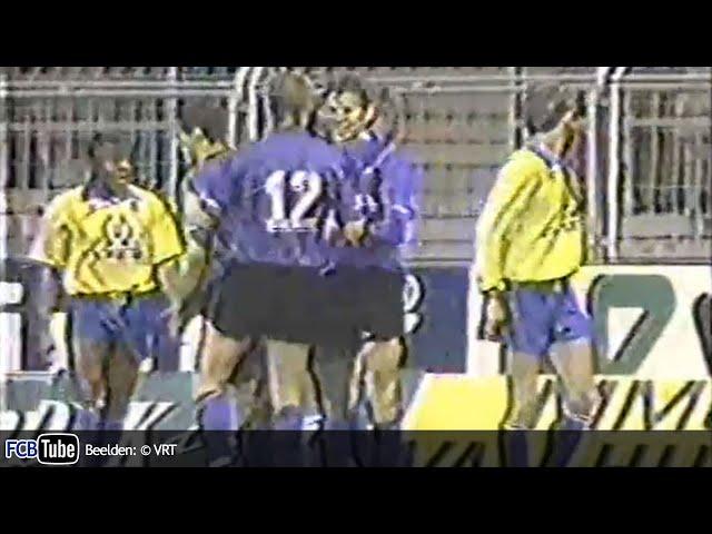 1991-1992 - Jupiler Pro League - 29. Club Brugge - SK Beveren 3-1