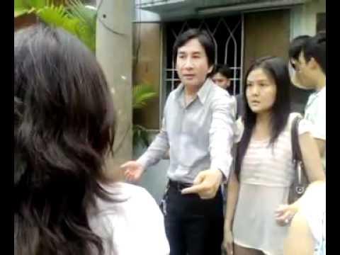 NSƯT Kim Tử Long bị hành hung   www honha8 com