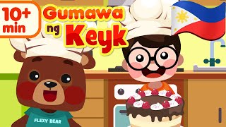 Pat A Cake in Filipino | Philippines Nursery Rhymes & Awiting Pambata Song Compilation
