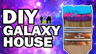 vermillionvocalists.com - We Painted Our House Galaxy!!! Man Vs House Ep.#6