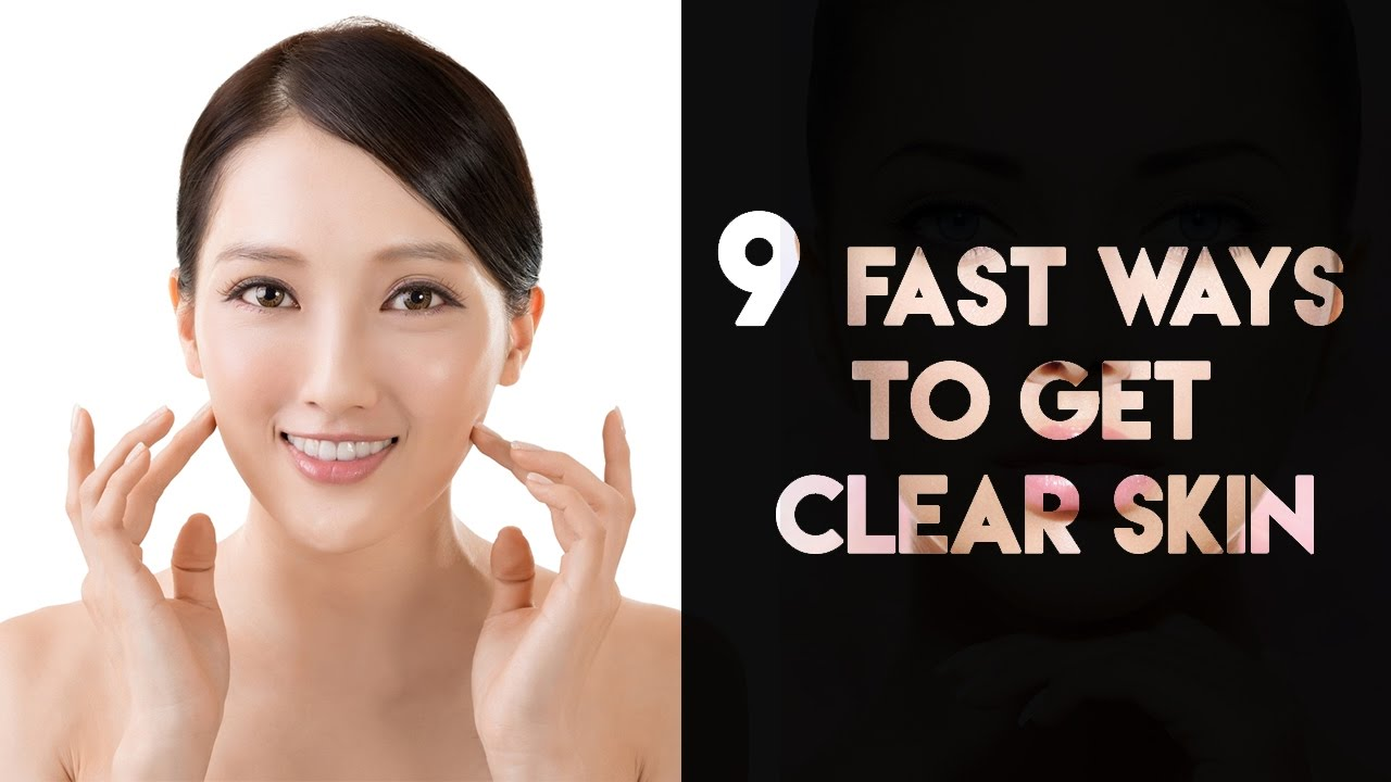 Natural Ways To Clear Skin Overnight