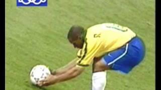 El Mejor Gol de Tiro Libre de la Historia-Roberto Carlos