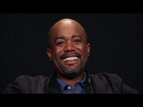Darius Rucker: I'm not Hootie - YouTube