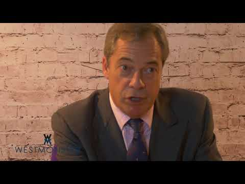 Nigel Farage Full Interview - On Brexit, Theresa May, UKIP and Catalonia