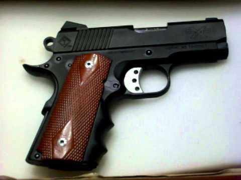 New Gun Unboxing: ATI Titan 1911 (Officer's Size)