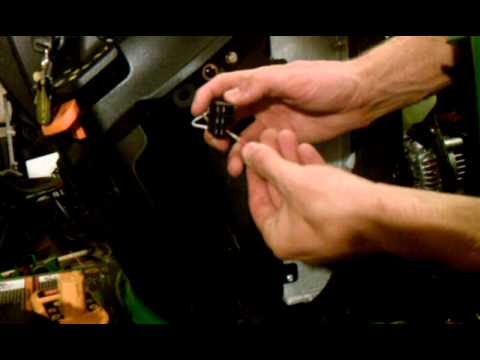 How to disable RIO on your John Deere GT!  YouTube