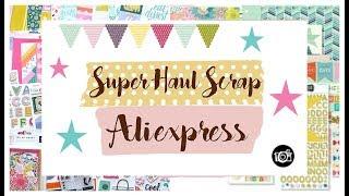 Super Haul Aliexpress marzo 2018