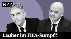Die Geheimtreffen von Bundesanwalt Lauber mit Fifa-Boss Infantino | NZZ