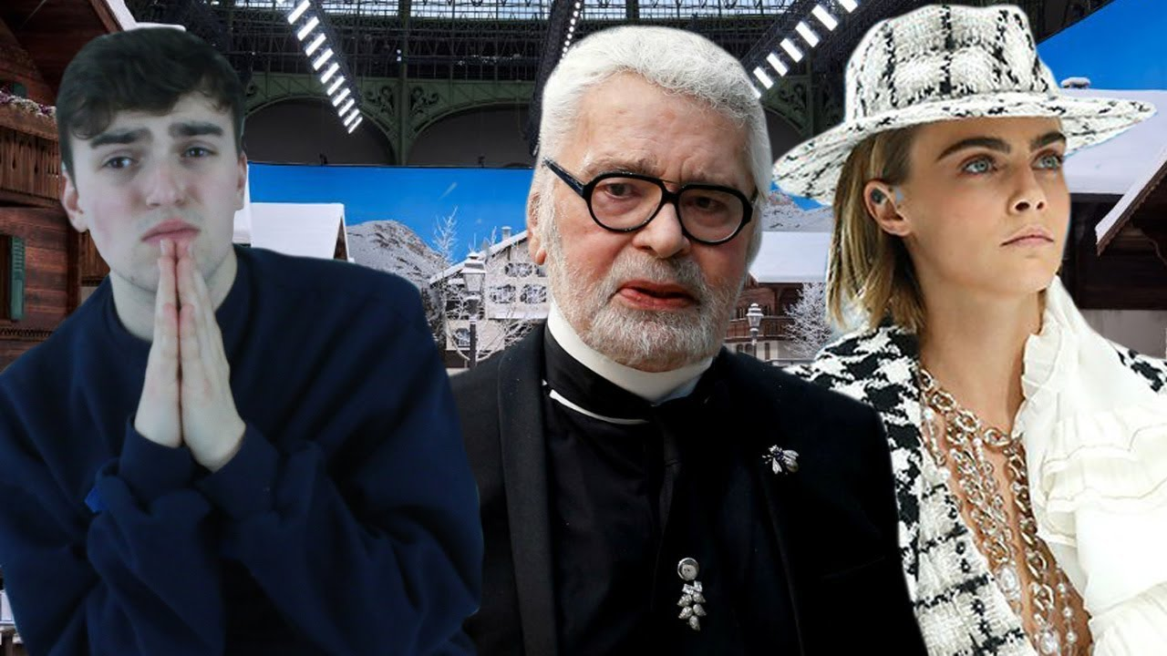How Should Karl Lagerfeld Be Remembered? (Chanel Fall-Winter 2019 Fashion Show Review) 8