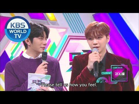 Interview With Kang Daniel (강다니엘) [Music Bank / ENG / 2019.11.29]