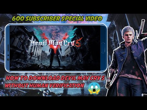 😱 Finally Devil May Cry 5 Is Out For Android & IOS || How To Download Devil May Cry 5 In Mobile ||