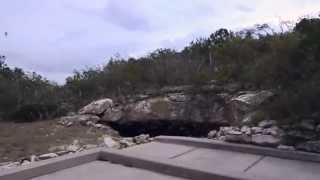 Stuart Bat Cave - Kickapoo Cavern State Park, Brackettville, TX