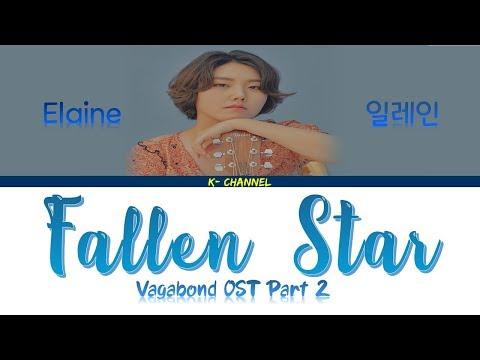Fallen Star - Elaine 일레인   Vagabond 배가본드 OST Part 2   Eng