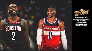 Time Out 3 Des 2020: Wizards Pemenang Dari Trade Hari Ini // Kecewa Sama Paul George