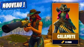 Calamity Should He Take it? Fortnite Saving the World
