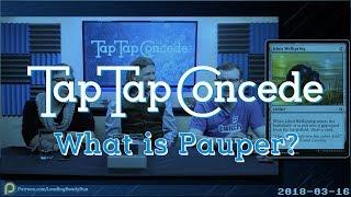 TTC 214 - But What is Pauper?