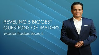 MTS2019 RUDRAMURTHY REVEALING  FIVE BIGGEST QUESTIONS OF TRADERS