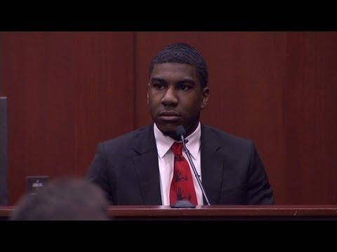 Trayvon Martin's brother: It was Trayvon screaming