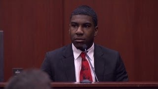 Trayvon Martin's brother: It was Trayvon screaming