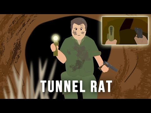 Tunnel Rats (The Vietnam war)