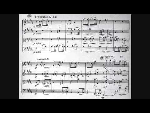 Ernest Bloch - String Quartet No. 1