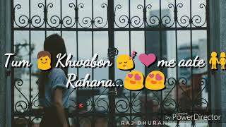 mai rahu ya na rahu ❤ female version 😍 love ❤song whatsapp status video