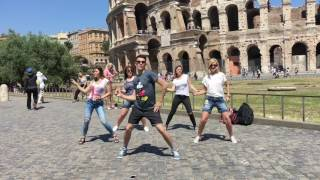 Gente de Zona - Si no vuelves - Zumba Fitness choreo by Paul Chi
