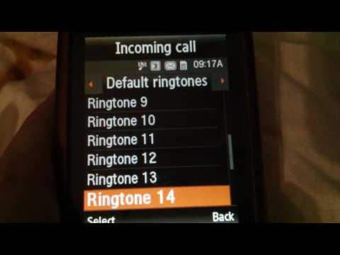 Samsung SGH-U600 ringtones