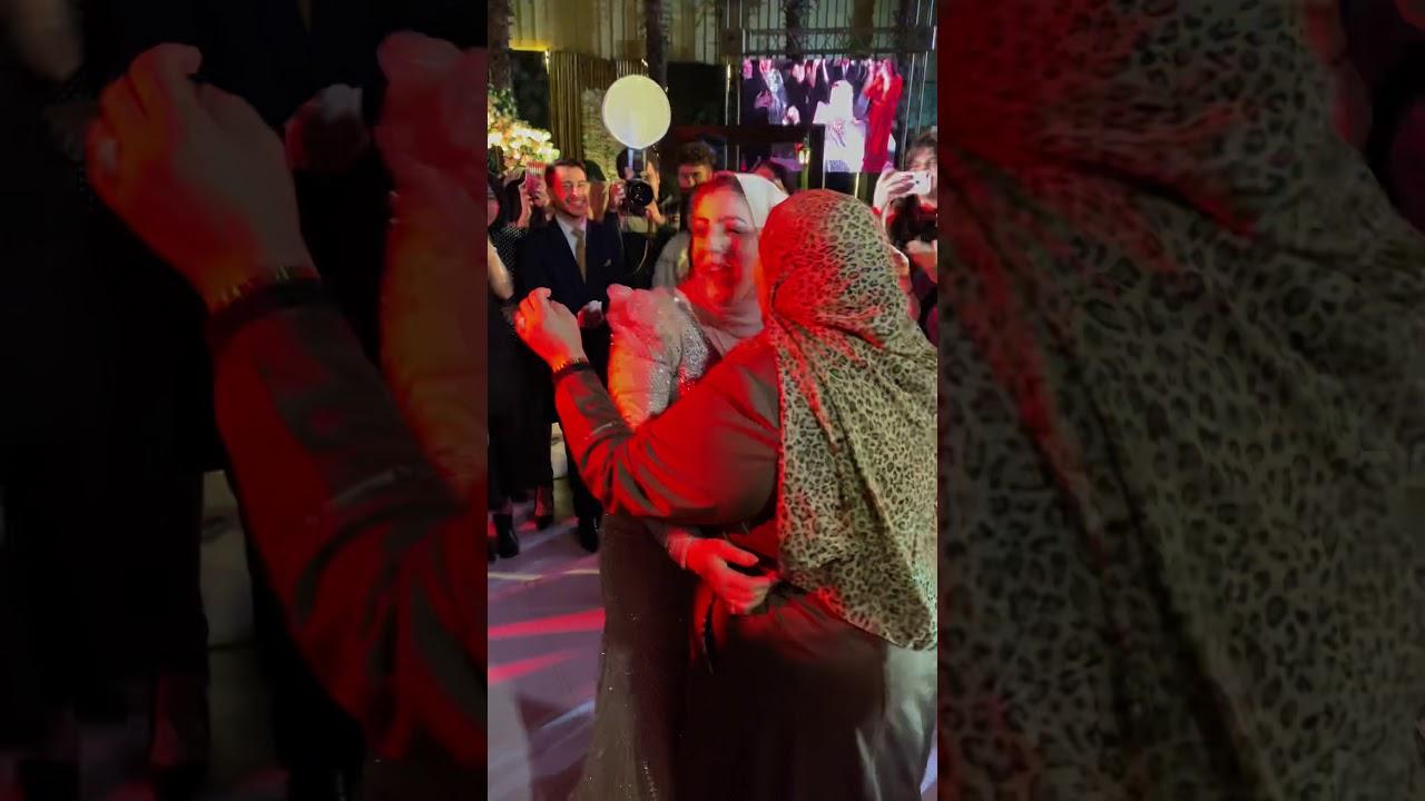 ام العروسه عيطت علي كبرت البنوته😭😭😭