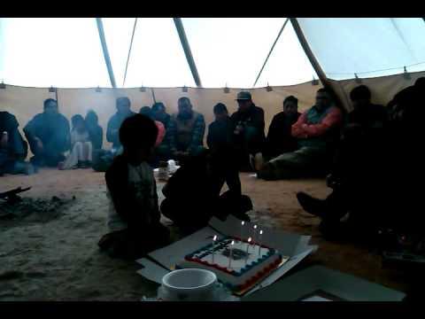 Navajo Peyote Birthday Song